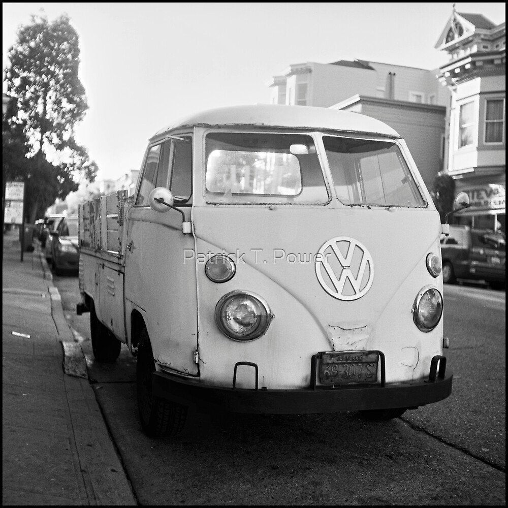 VW Microbus by Patrick T. Power