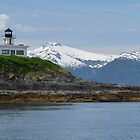 Lighthouse,  Alaska by creativegenious
