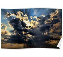 Cloud 080311-10 Poster