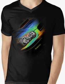 Subaru Impreza Mens V-Neck T-Shirt