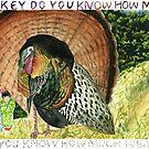 Happy Vegetarian Thanksgiving! by EllenCoffin