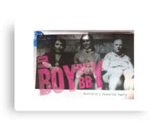 BadBoyBubby Canvas Print