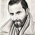 Richard Armitage in coat by jos2507