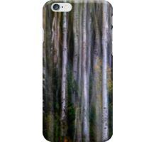 Fall Aspens #1 iPhone Case/Skin