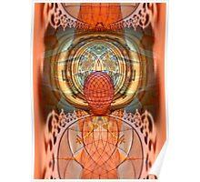 Mystic Throne - ArchiFou 53 Poster