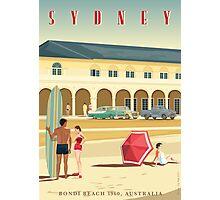 Sydney, Bondi Bathers Pavilion, 1960 Photographic Print
