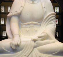 Epcot Buddha Statue Sticker