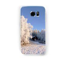 Winter landscape Samsung Galaxy Case/Skin