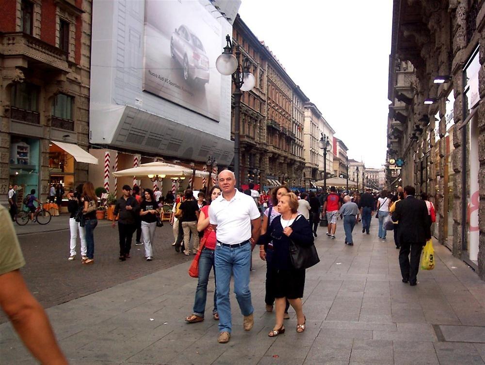 Leisure in Milan  by Kittycat10