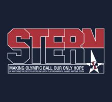 STERN - Making Olympic Basketball Our Only Hope by huckblade