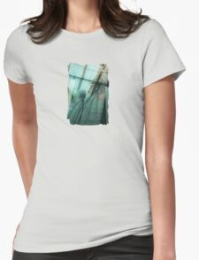 Visit  - JUSTART © Womens Fitted T-Shirt