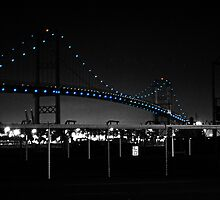 Vincent Thomas Bridge by ricksphotos