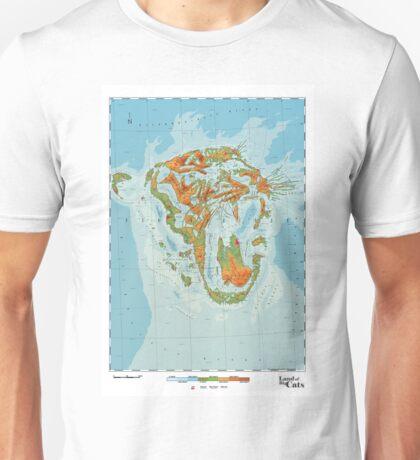 Pantherinae - Land of Big Cats Unisex T-Shirt