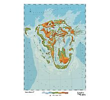 Pantherinae - Land of Big Cats Photographic Print