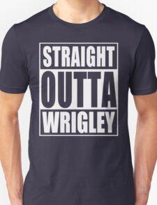 Straight Outta Wrigley Unisex T-Shirt