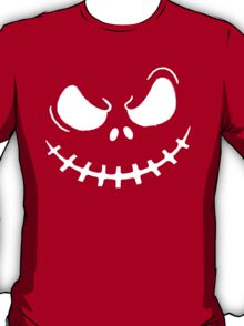 Inverse Skellington Shirt T-Shirt