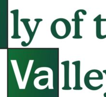 Breaking Bad - Lily of the Valley Sticker