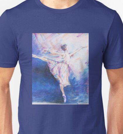 BLUE DANCE Unisex T-Shirt