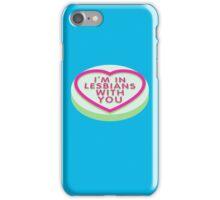 Candy Heart Pilgrim iPhone Case/Skin