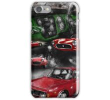 Historic Car Art iPhone Case/Skin