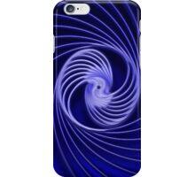 Blue Swirl iPhone Case/Skin