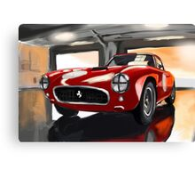 Ferrari by Race Canvas Print
