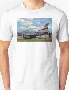 Sabre-Dog on display T-Shirt