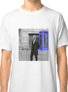 Doctor Who Mad Man In a Blue Box Classic T-Shirt