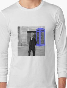 Doctor Who Mad Man In a Blue Box Long Sleeve T-Shirt