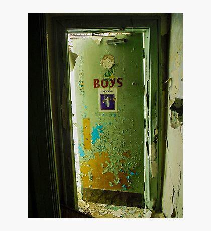 Boys! Boys! Boys!  Photographic Print