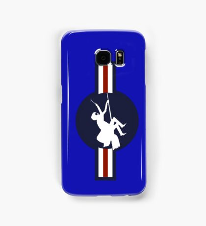 Ministry of Magic Air Force Insignia US Samsung Galaxy Case/Skin