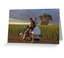 True Romance II Greeting Card