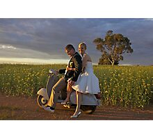 True Romance II Photographic Print