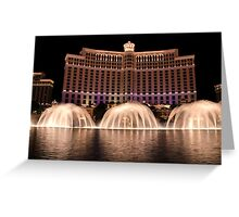 One Night In Sin City - 4 © Greeting Card