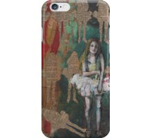 Paper Dolls iPhone Case/Skin