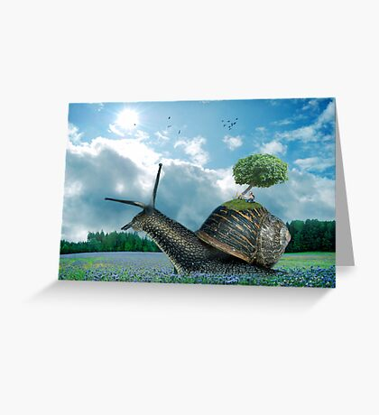 A Children's Tale.... Greeting Card