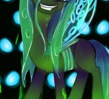 Queen Chrysalis Sticker