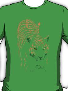 Green Kitty T-Shirt