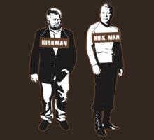 Kirkman. Kirk, Man. by Brinkerhoff