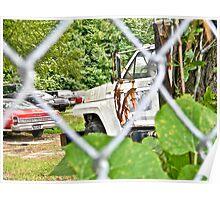 """Junk""yard Poster"