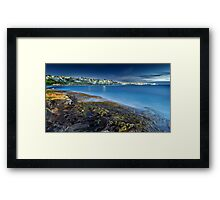 A New Day - Lurline Bay, Sydney Framed Print