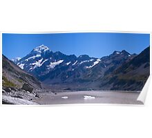 Mount Cook Poster