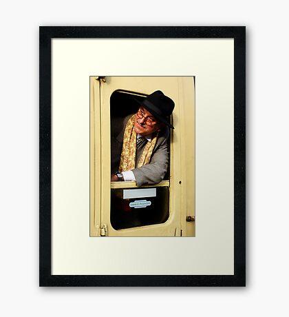 The Pickering War Weekend 2011 41 Framed Print