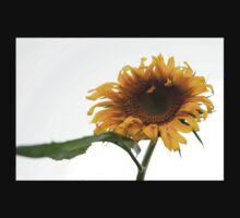 Sunflower in the garden One Piece - Long Sleeve