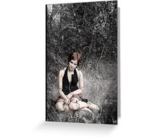 Gothic Photography Series 212 Greeting Card