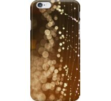 Water web iPhone Case/Skin
