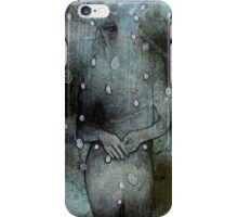 Tornadoes in the Belly of the Divine iPhone Case/Skin