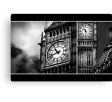 Big Ben   All in a Day's Work Canvas Print