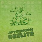 Afternoon Deelite by metalspud