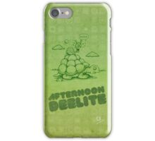 Afternoon Deelite iPhone Case/Skin
